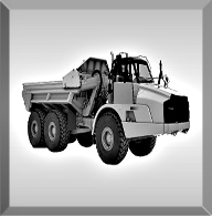 DUMP TRUCK – ARTICULATED