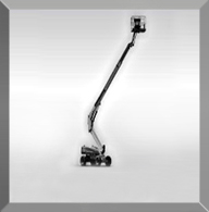 BOOM LIFT - ARTICULATED - ELECTRIC