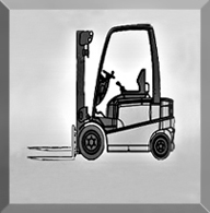 FORKLIFT - ELECTRIC