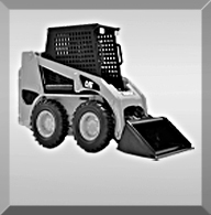 SKID STEER LOADER - WHEELED