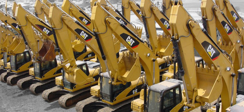 Construction Machinery UAE