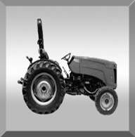 AGRICULTURAL - TRACTOR
